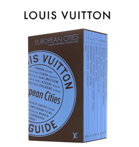 2011 Louis Vuitton European Cities Guide